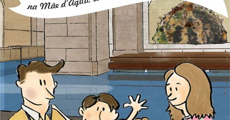 Visitas em Família ao Reservatório da Mãe d'Água das Amoreiras
