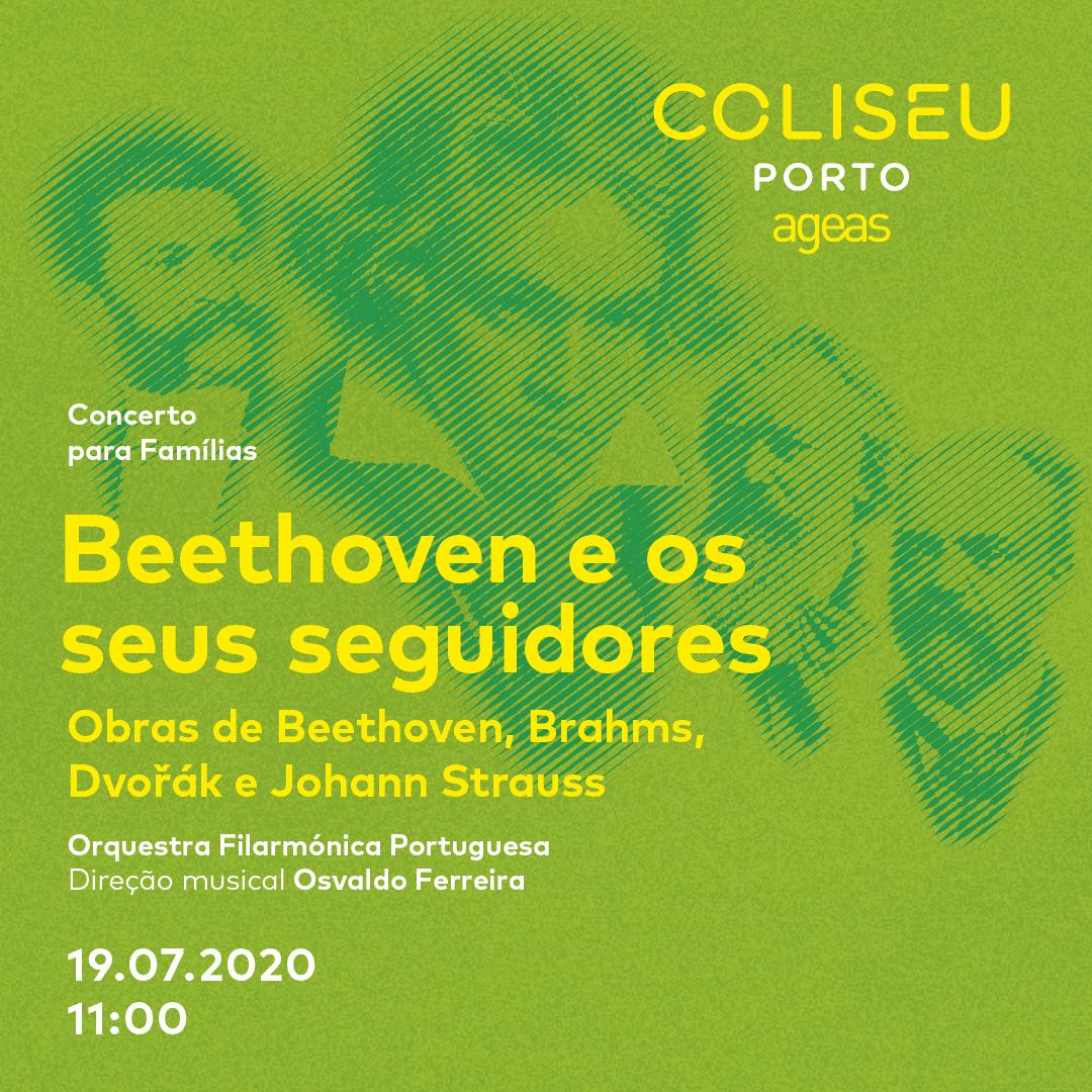 Beethoven e os seus seguidores - IG