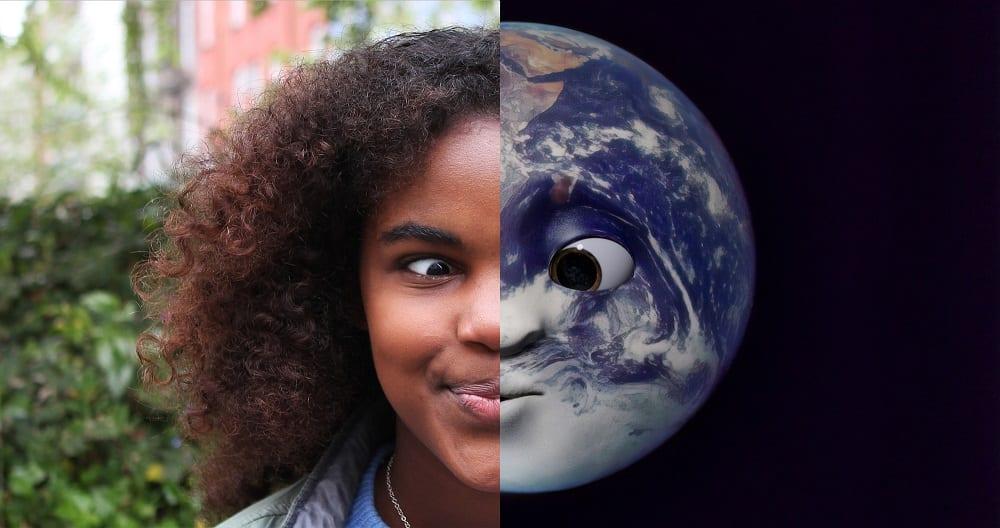 Earth Speakrs Crianças