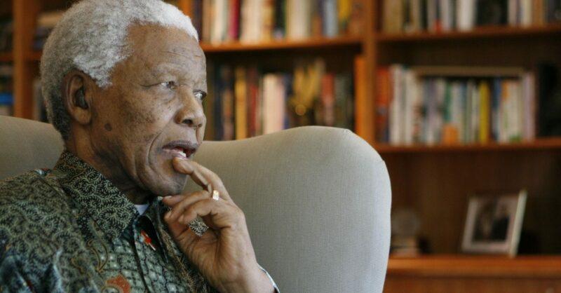 As Mais Belas Fábulas Africanas: seleção de Nelson Mandela