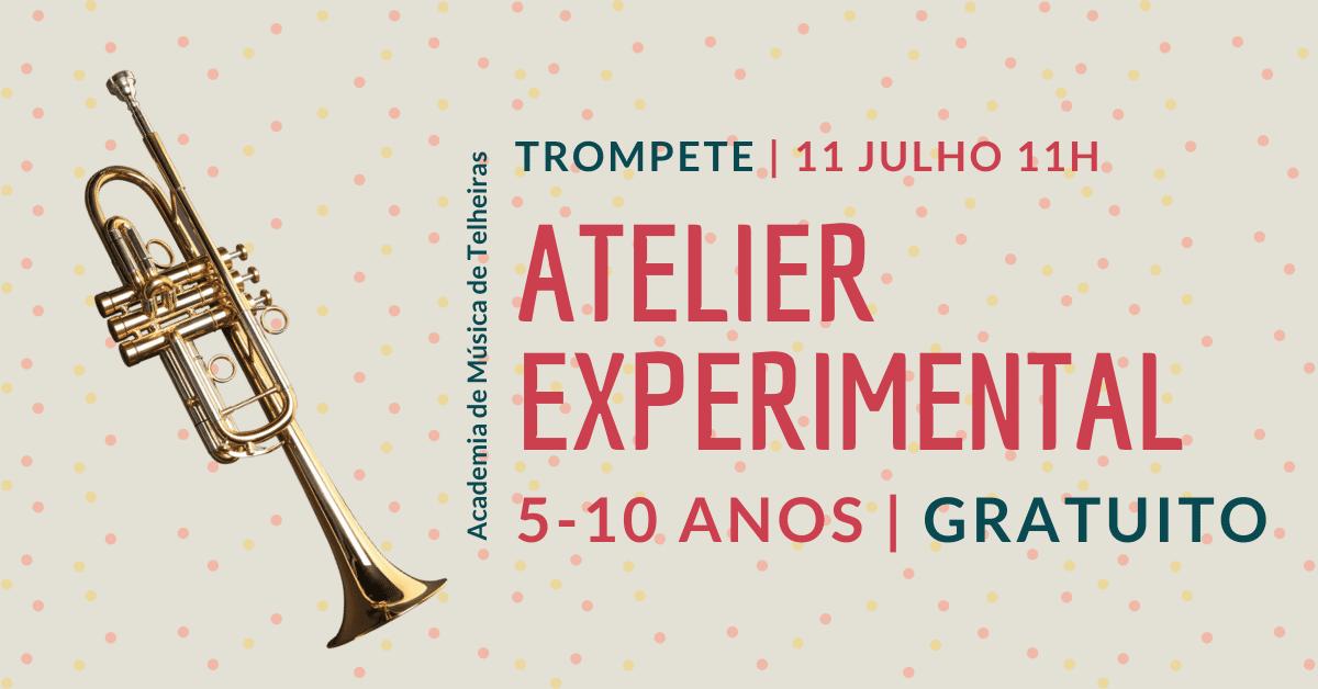 Trmpete | Atelier Experimental Gratuito (5-10 anos)