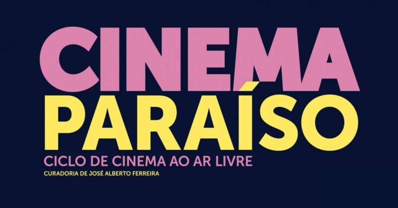Cinema Paraíso: Cinema ao Ar Livre em Évora