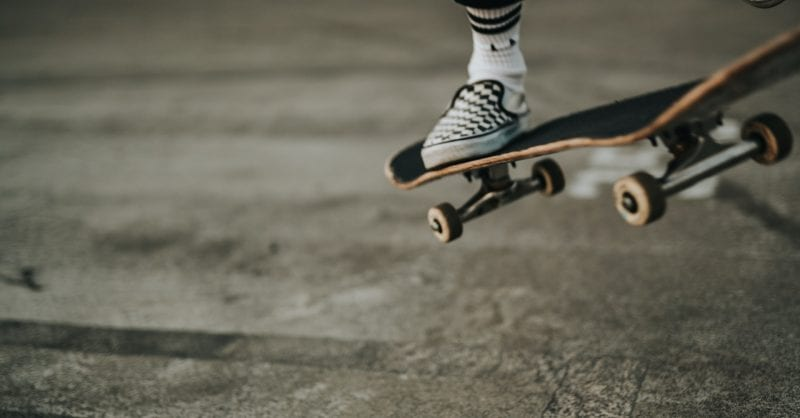 Skate: como aprender a andar em segurança?