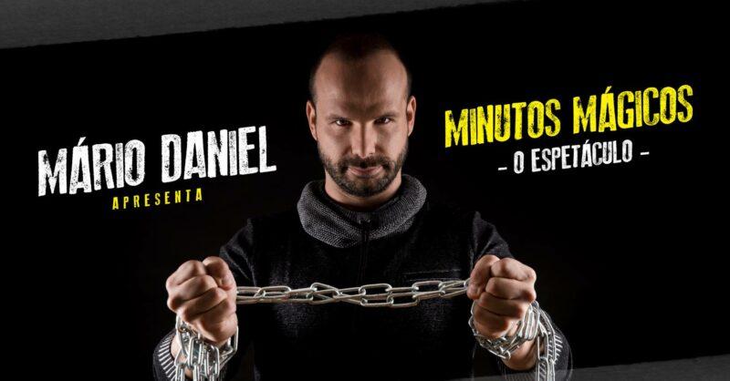 A Magia regressa em Setembro com o espetáculo de Mário Daniel!