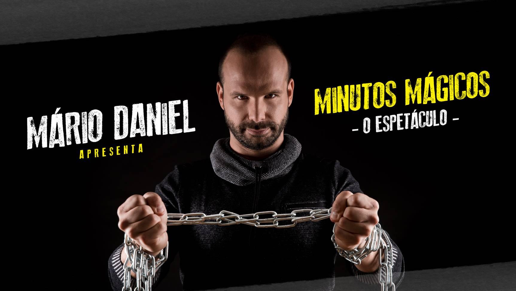 Espetáculo Mário Daniel
