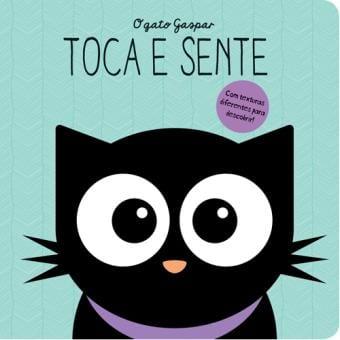 livros para bebés o gato gaspar