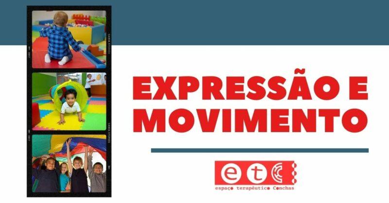 Expressão e Movimento