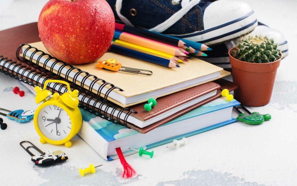 checklist escolar