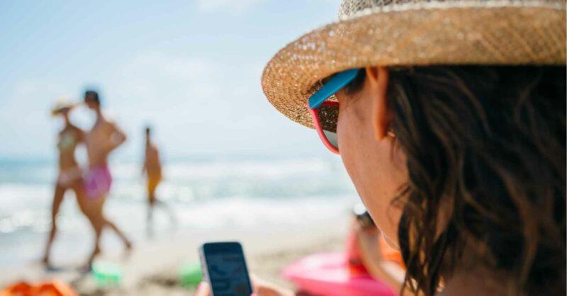 Sabia que o telemóvel é uma das causas do afogamento infantil?