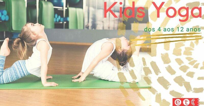 Kids Yoga no Espaço Conchas