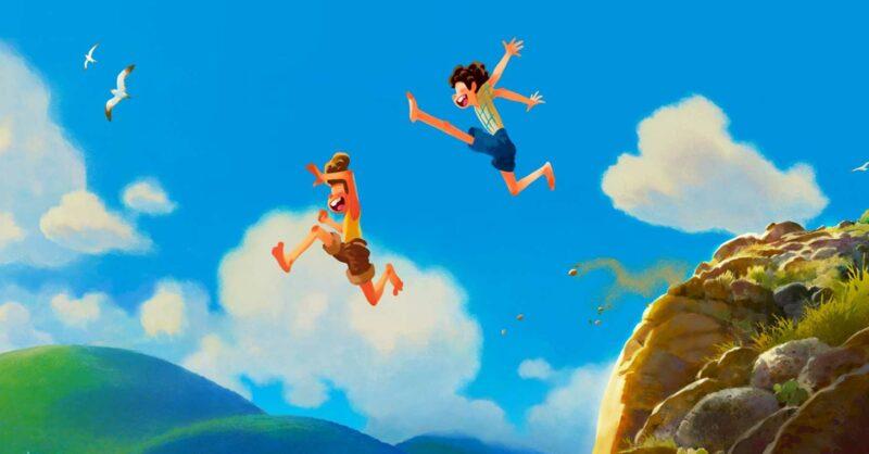 Luca, filme da Disney * Pixar: um verão inesquecível!