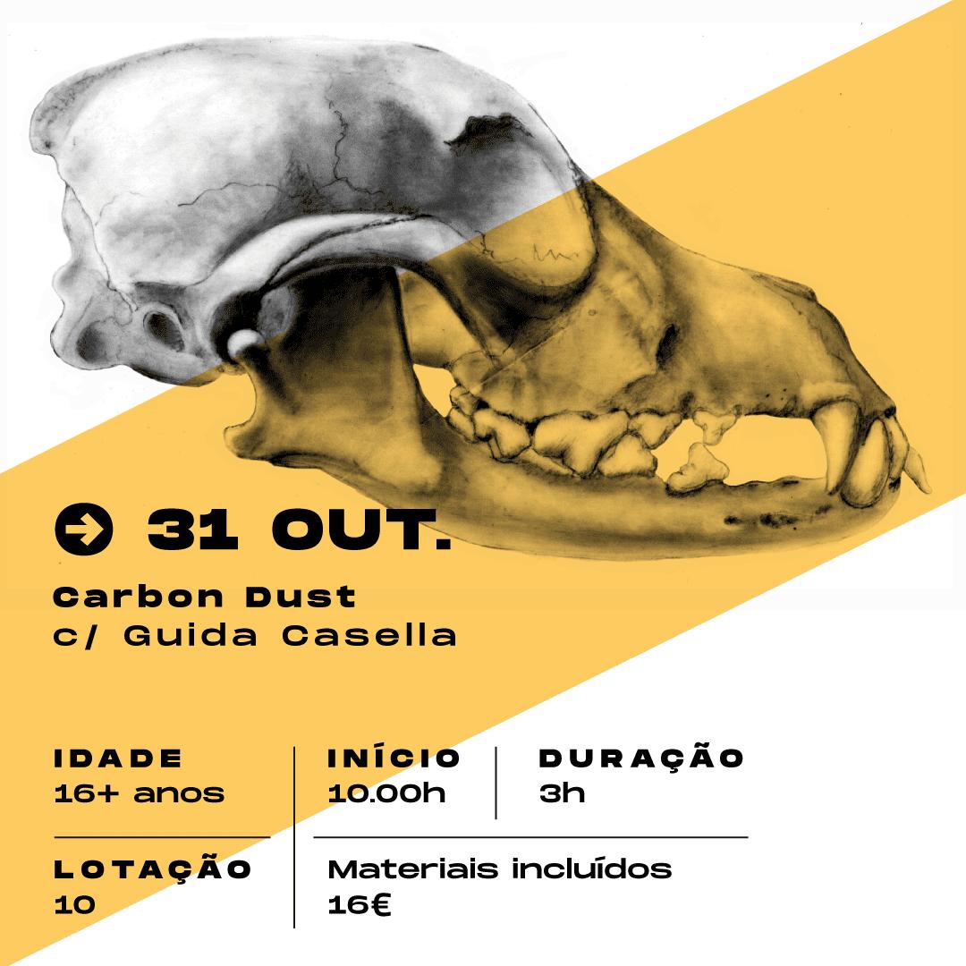 Carbon dust – com Guida Casella
