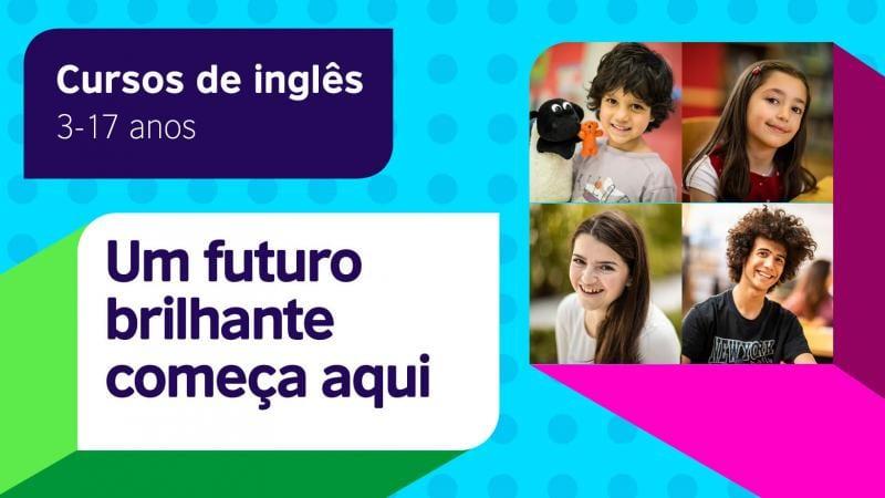 cursos de inglês para crianças british council