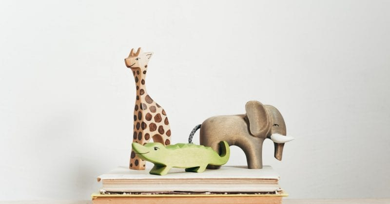 Como criar um cantinho de leitura para as abobrinhas?