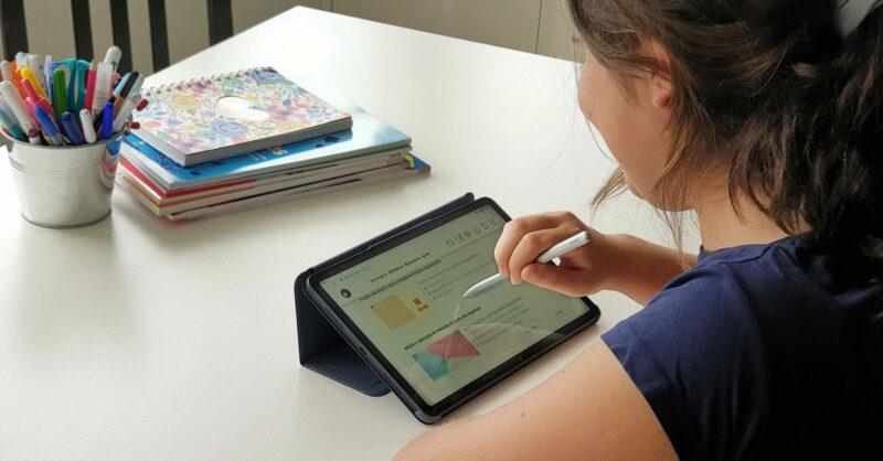 Ferramentas para o estudo: como escolher um computador ou um tablet para as crianças
