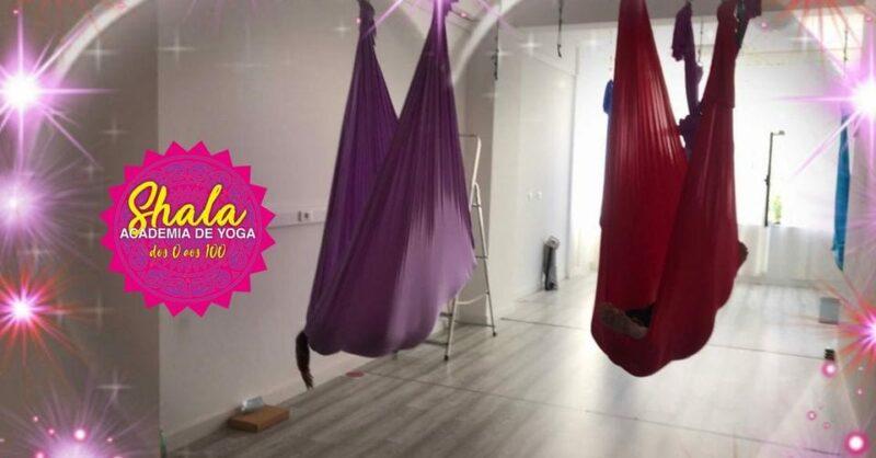Airyoga | Yoga Suspenso Pais e Filhos