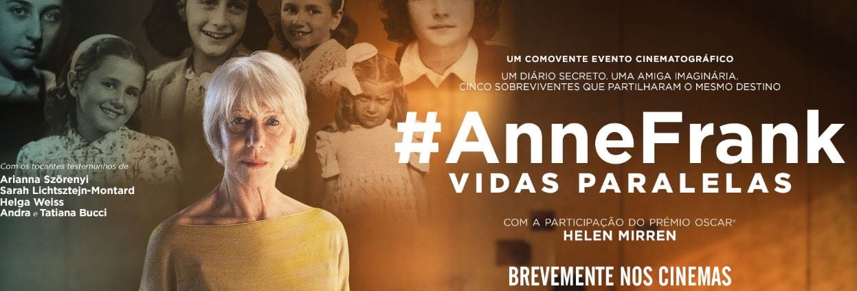 Anne Frank Vidas Paralelas
