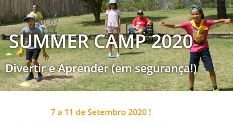Cidadania Digital – Summer Camp 2020