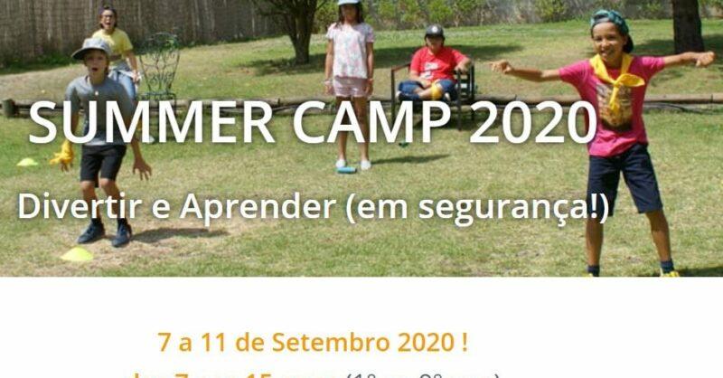 Cidadania Digital – Summer Camp 2020