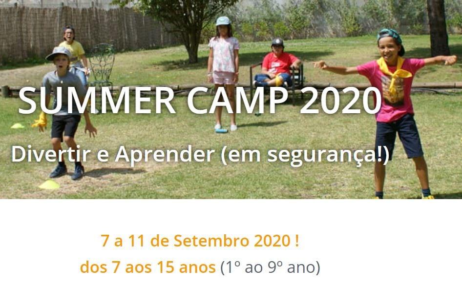 Cidadania Digital - Summer Camp 2020