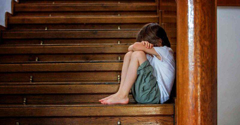 """""""Mas o que é que se passa?"""": as causas da depressão infantil"""