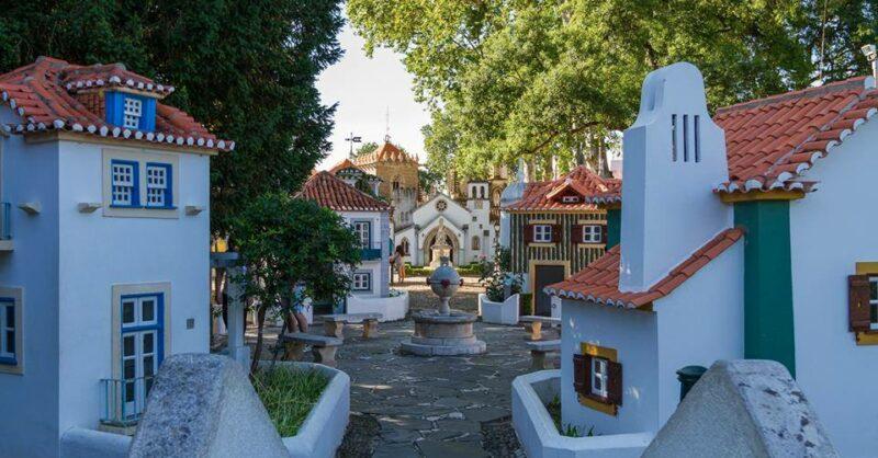 Landing Parques Temáticos - Portugal dos Pequenitos