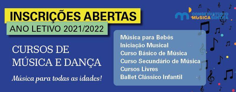conservatório música Sintra