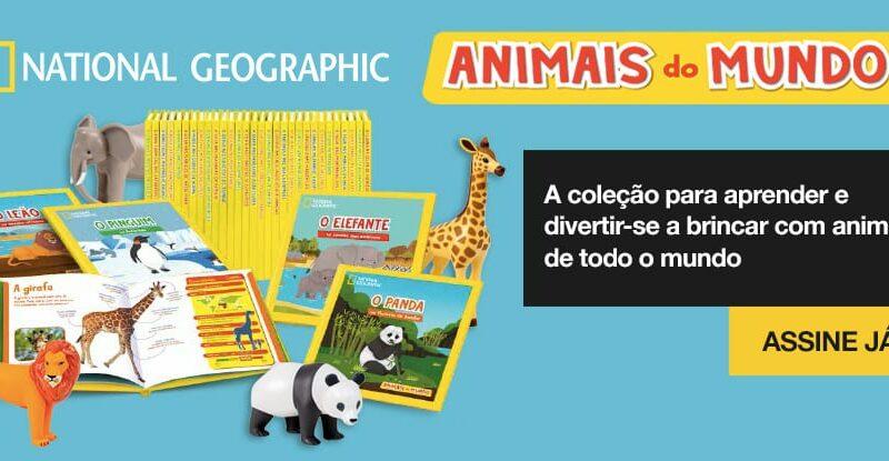 Passatempo Coleção Animais do Mundo