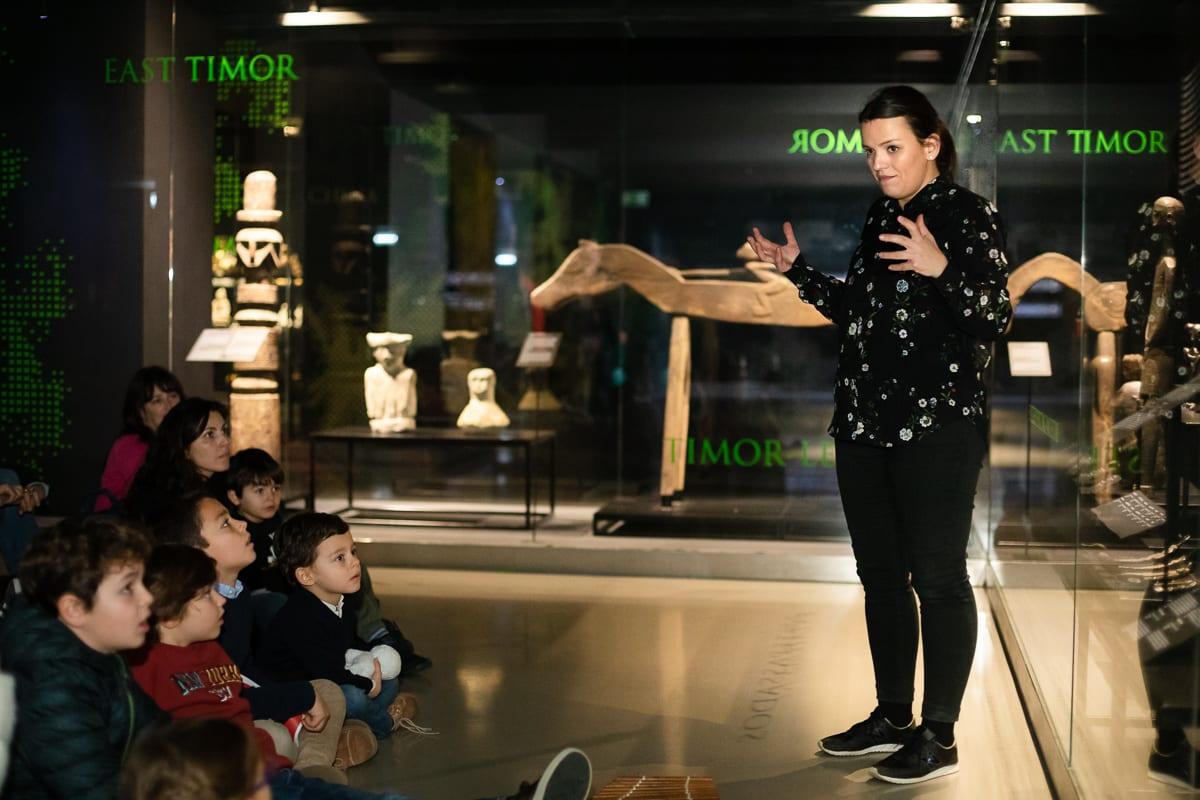 Fins-de-semana animados no Museu do Oriente