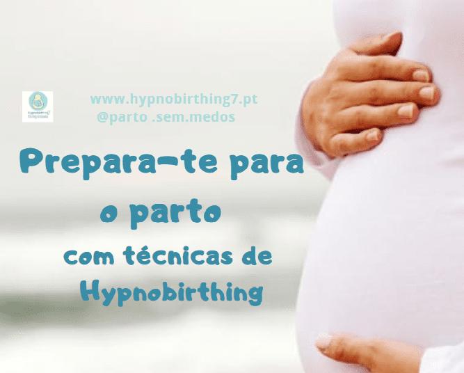 Acompanhamento de Hypnobirthing