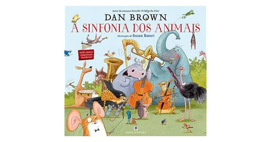 dan brown sinfonia dos animais