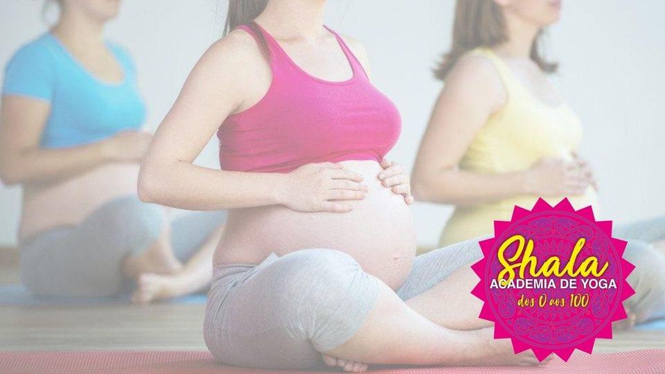 Yoga para Gestantes | Yoga Grávidas