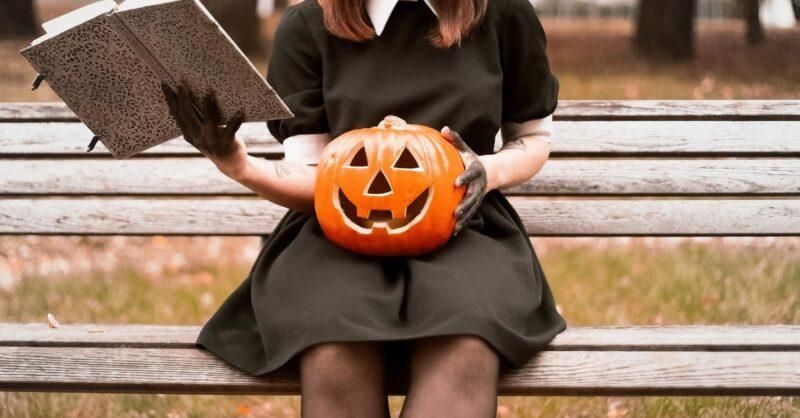 Livros em inglês para ler com as crianças no Halloween