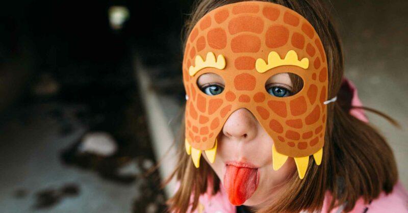 Máscaras de Halloween: como fazer?
