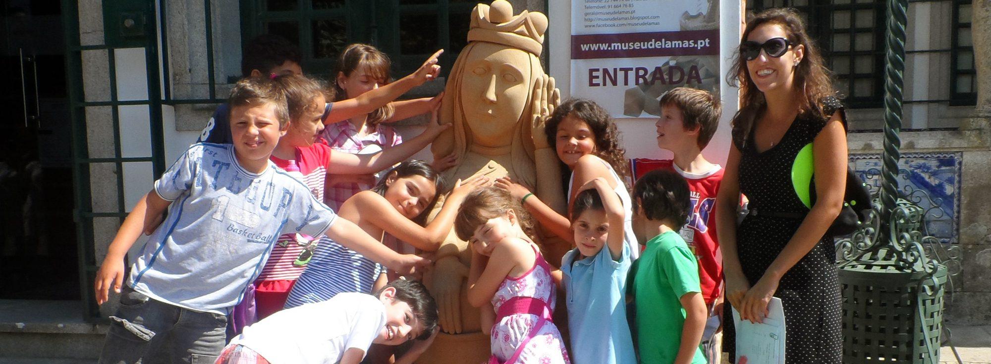 Programa Educativo Santa Maria de Lamas