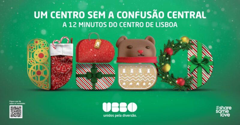 A fábrica de presentes do Pai Natal está no UBBO