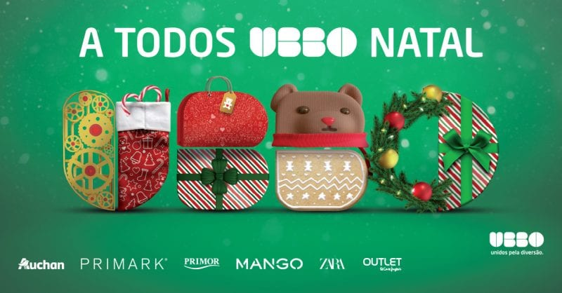 A fábrica de presentes do Pai Natal está no UBBO