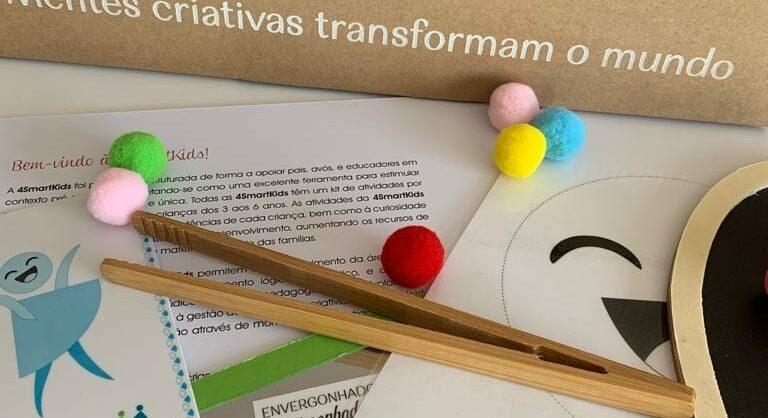 Mentes criativas transformam o mundo!