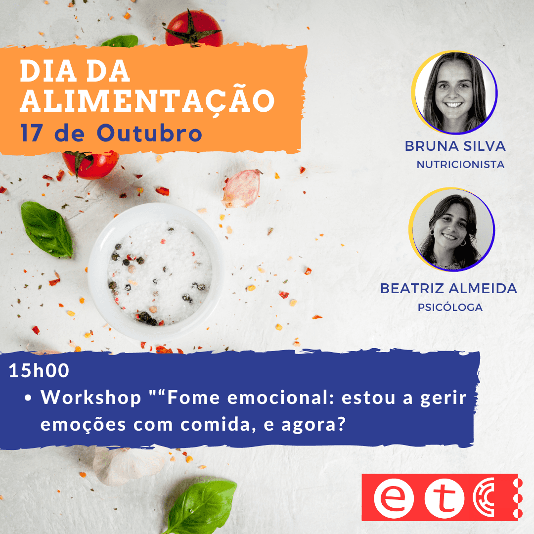 Workshop Fome Emocional