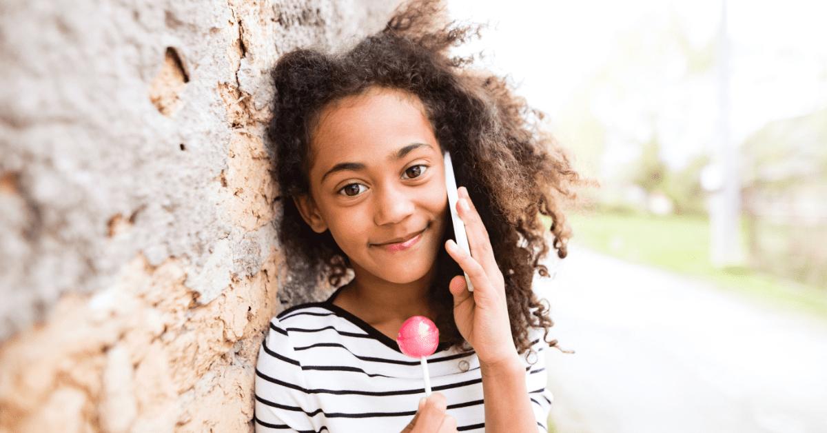 ansiedade de separação telefonema