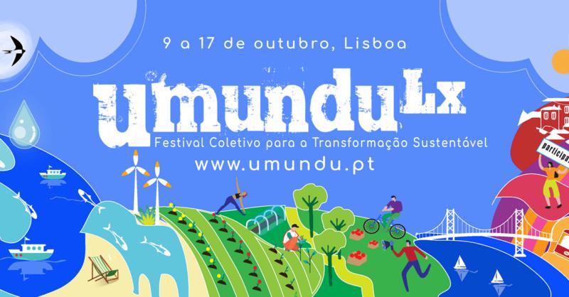 O Festival Umundu Lx 2020 acontece de 9 a 17 de outubro em Lisboa