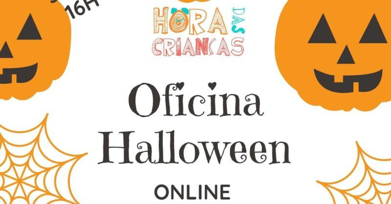 Halloween Hora das Criaças