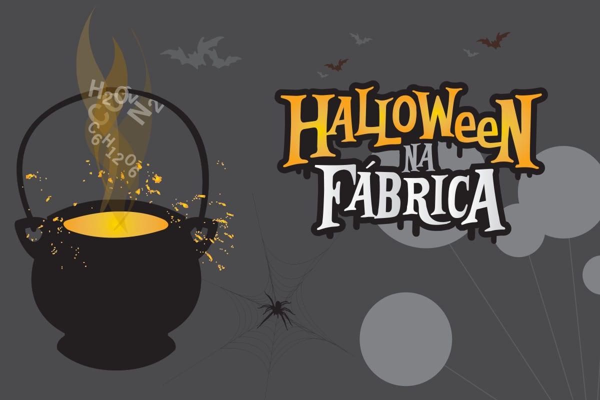 Halloween na Fábrica