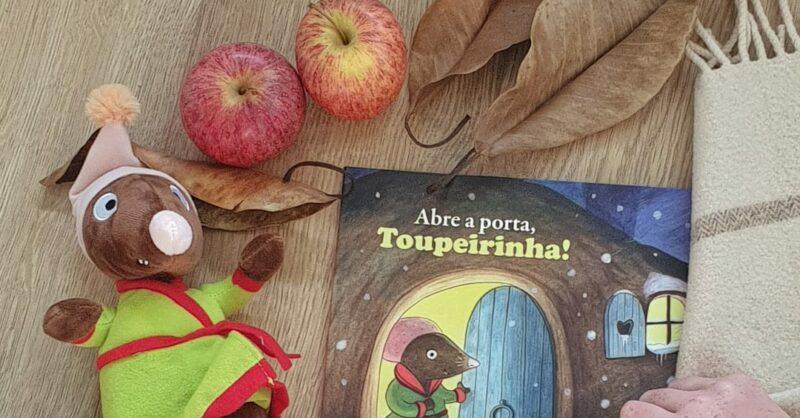 """Passatempo Kit """"Abre a Porta, Toupeirinha!"""""""