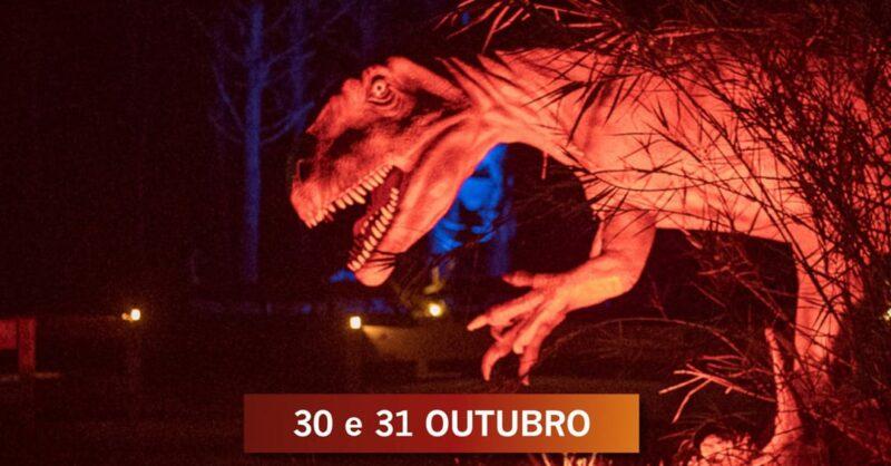 Passatempo: Festa de Halloween no Dino Parque da Lourinhã