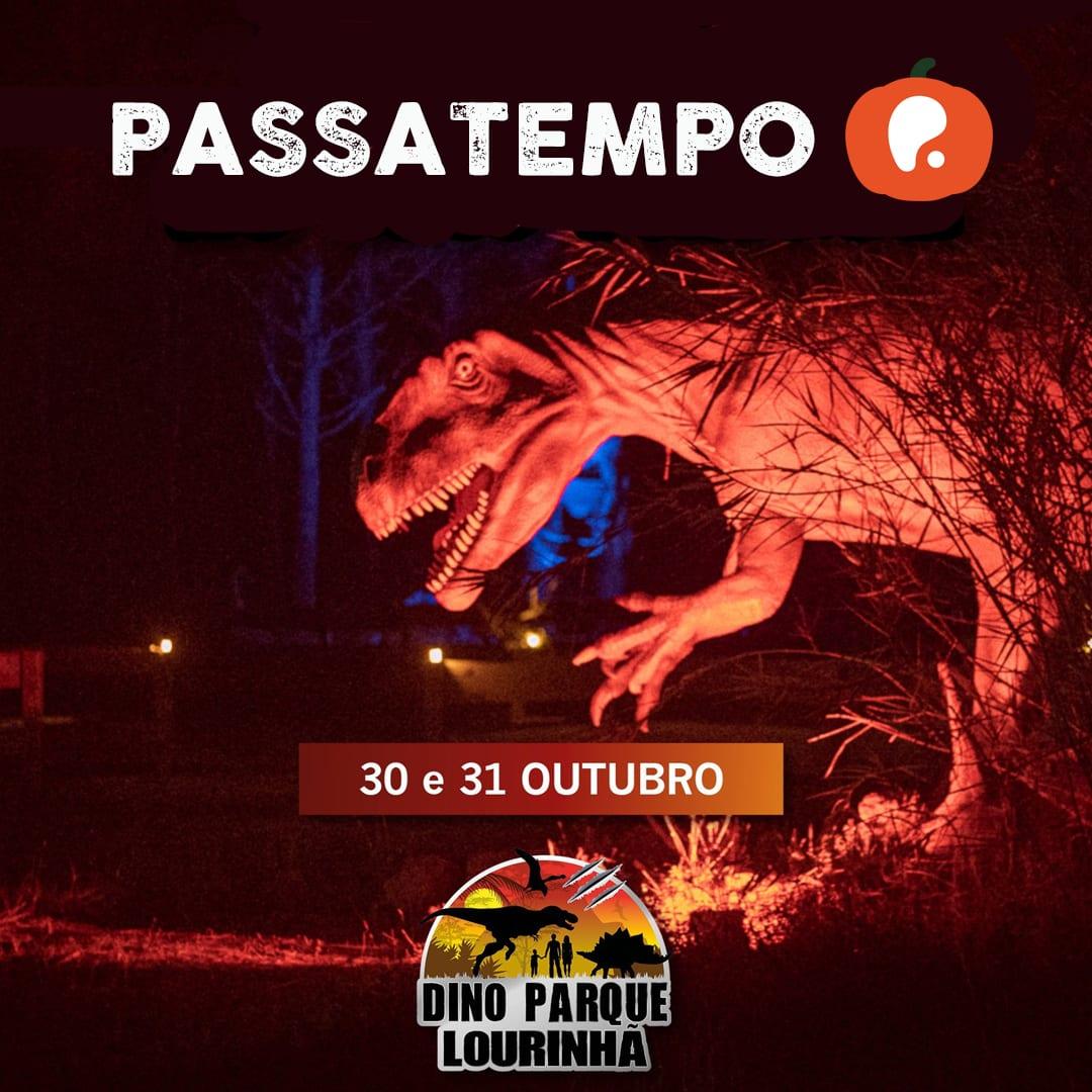 Instagram Post – passatempo PUMPKIN - Dino Park