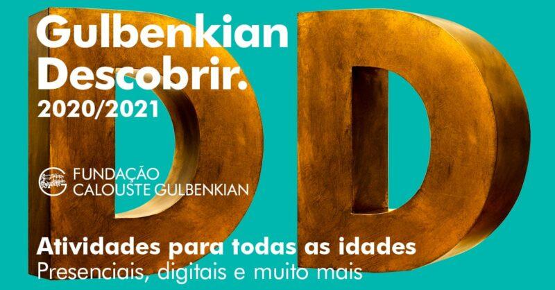 Programa Educativo Gulbenkian Out-Dez 2020
