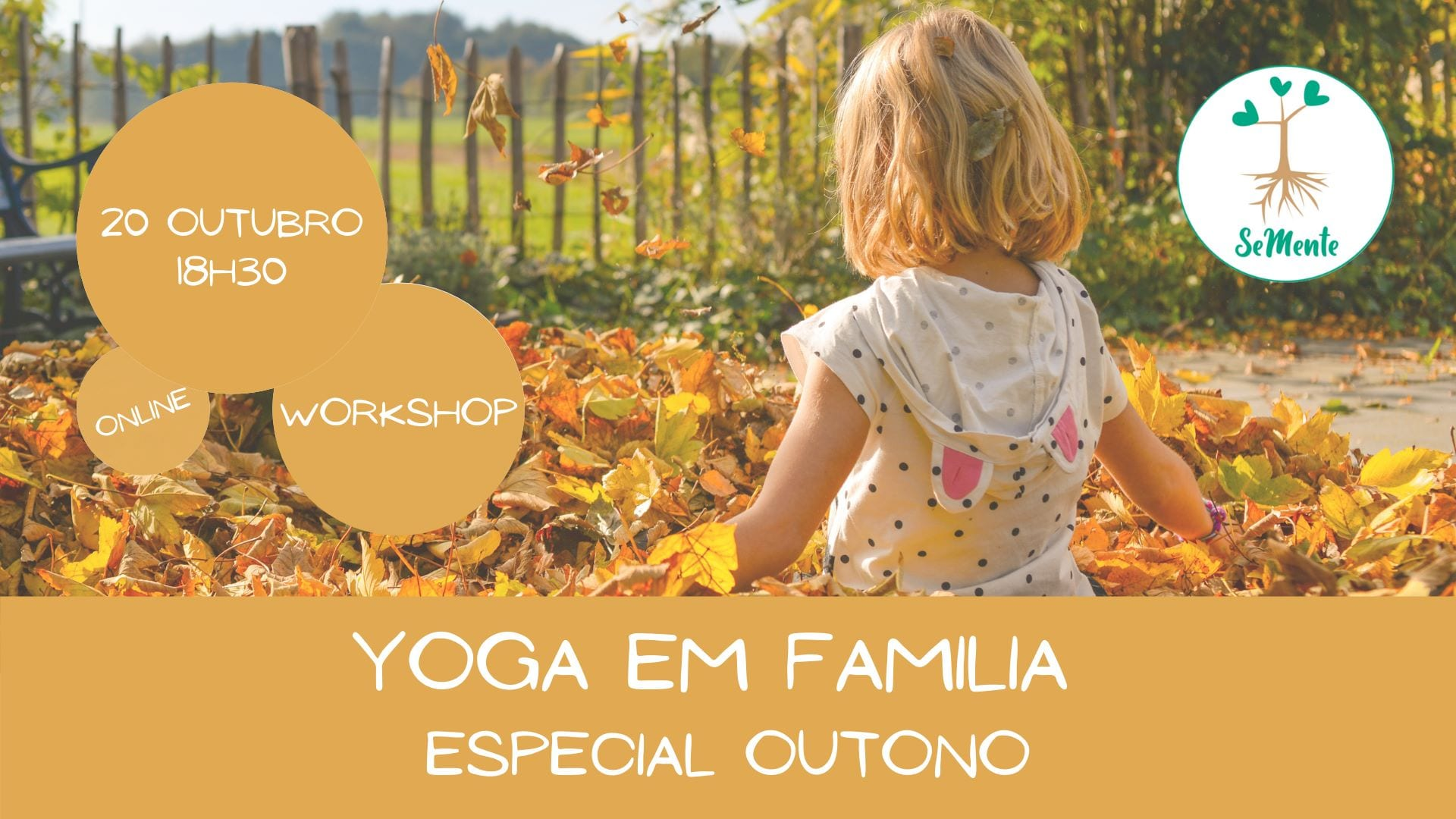 Semente - Yoga Outono