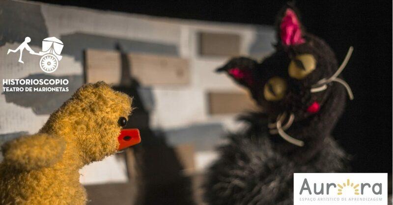 QUIQUIRIQUI – Historioscopio Teatro de Marionetas