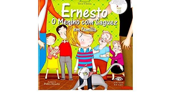 Ernesto o menino com gaguez